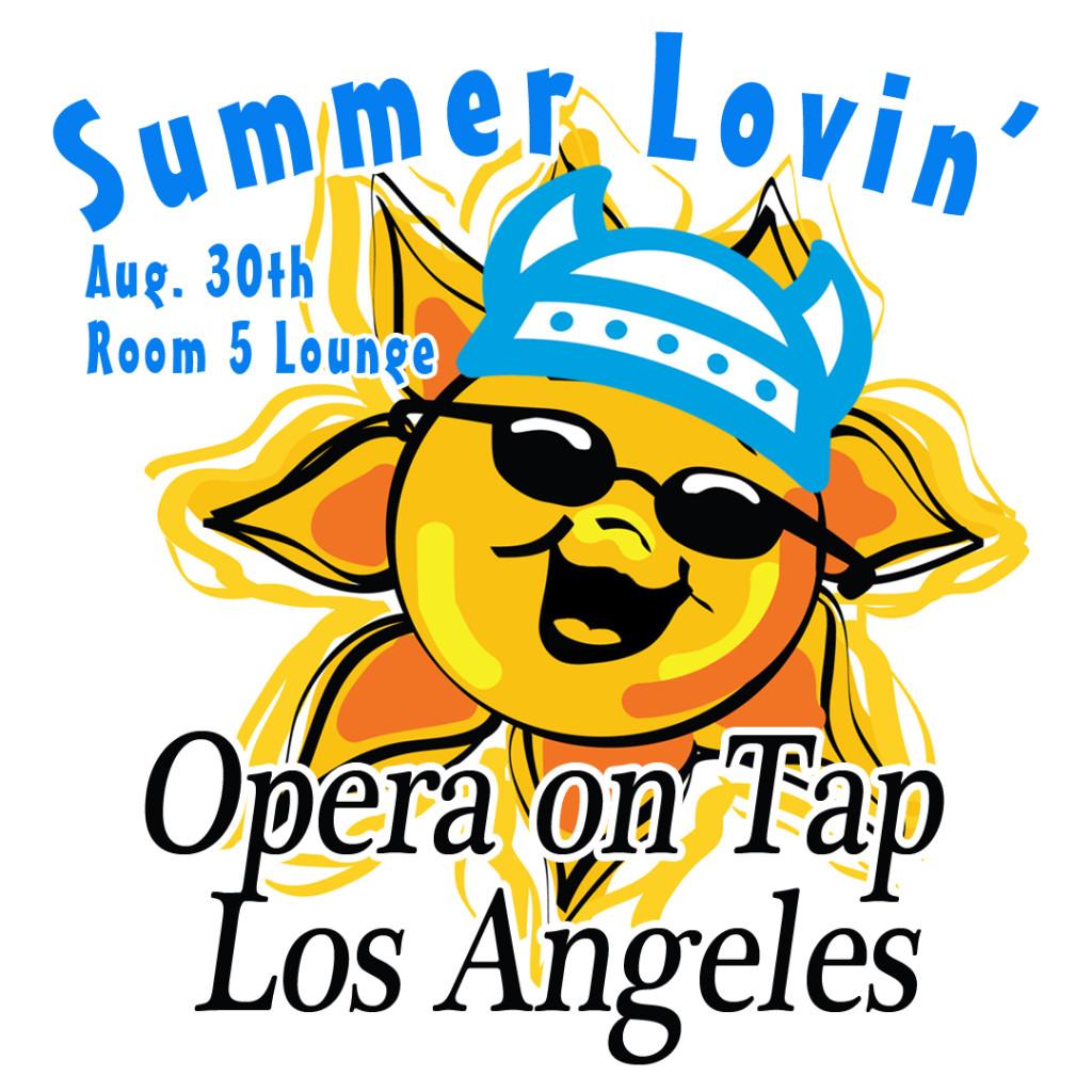Summer Lovin - Room 5 Lounge - 2015 Web Image
